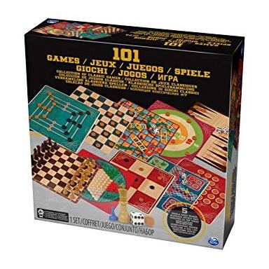 Familiar 101 Juegos caja
