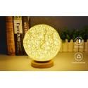 Lampara Luna. Luz Regulable Iluminación