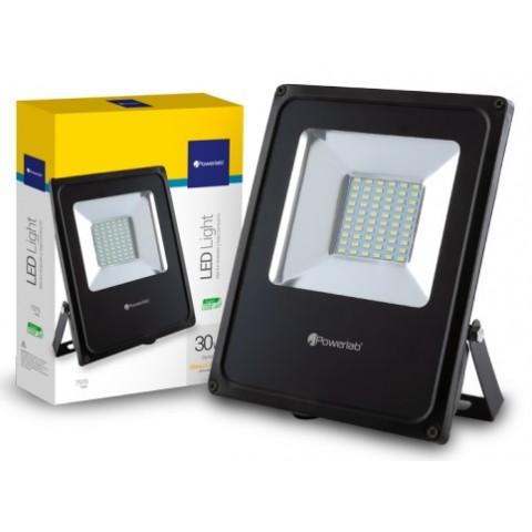FOCO LED 30W marca Powerlab® Iluminación