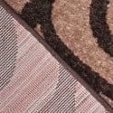 Alfombra Frisee Dali 60x200 Espirales Alfombras