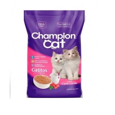 Cama Para Mascotas Tamaño L + Champion Cat Gatitos 3 Kgrs