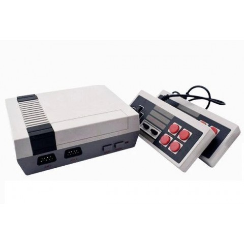 Consola Retro Classic Juego NES 8640 Tecnología