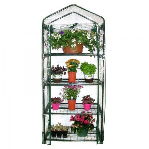 Mini invernadero de 4 niveles Terraza y Jardin