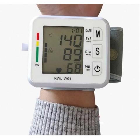 Medidor de presión Arterial Inicio