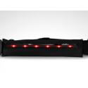 Cinturón expandible para running con luces led Inicio