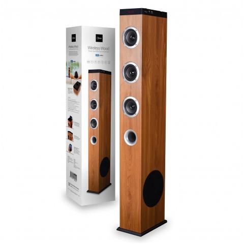 SoundBar Microlab Tower Wood Style BT Parlantes