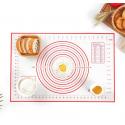 Estera para hornear de silicona de masa de Pizza de pastelería cocina Gadgets Herramientas de cocina utensilios para hornear ...