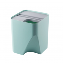 Cubo de basura de cocina para reciclar cubo de basura apilado de clasificación de basura para el hogar cubo de basura de sepa...
