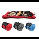 Cama para perro resistente al agua esterilla portátil al aire libre multifunción para mascotas cachorro camas perrera para pe...