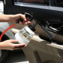 Pistola de espuma de limpieza Tornado de coche lavadora de alta presión interior y Exterior herramienta de limpieza profunda ...