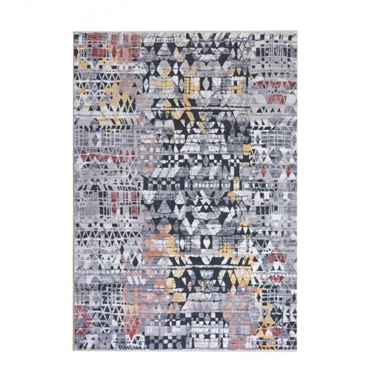 Alfombra Frise Manhattan 3D 60x100 Marais Alfombras