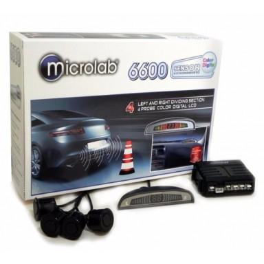 Sensor de Retroceso Microlab 6600