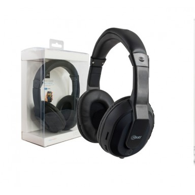 Audifono Bluetooth Negro Wireless Style Micrloab®