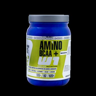 AMINO BCAA 600GR LIMONADA