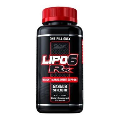 LIPO 6 RX 60 CAPS