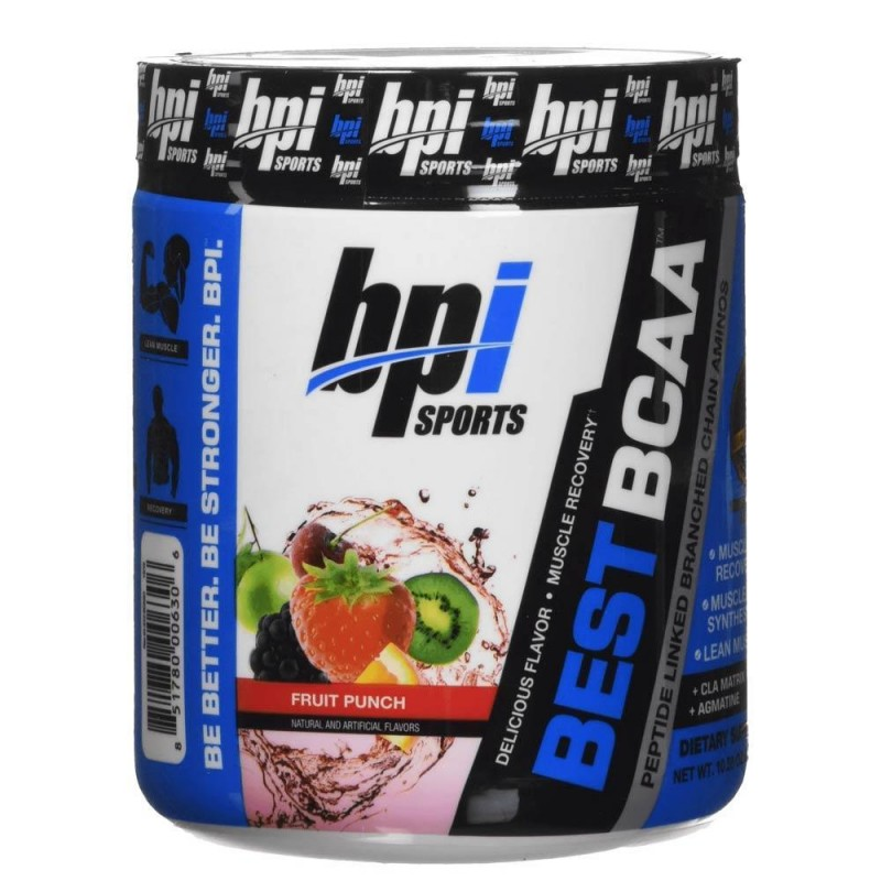 BEST BCAA RECOVERY 30 SV FRUIT PUNCH Suplementos Alimenticios