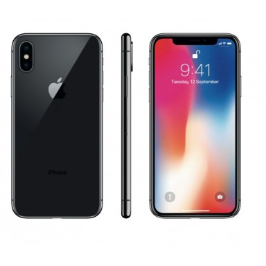 Iphone X 256 GB Seminuevo Black