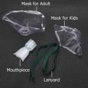 Nebulizador portátil Mini inhalador de mano nebulizador para niños atomizador para adultos nebulizador equipo médico Disposit...