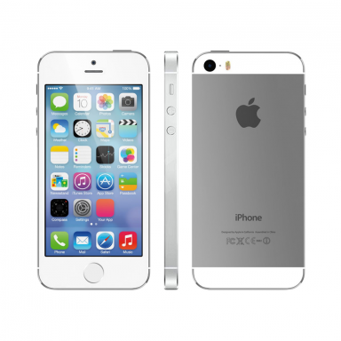 IPHONE 5S 16GB Silver Seminuevo