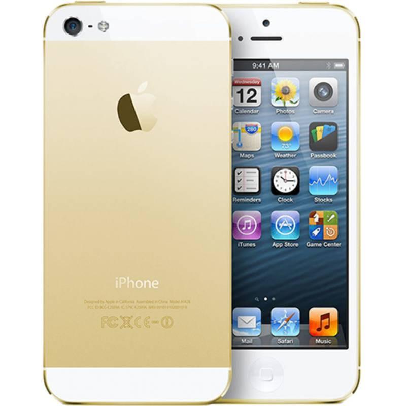 Iphone SE 32GB Dorado Celulares